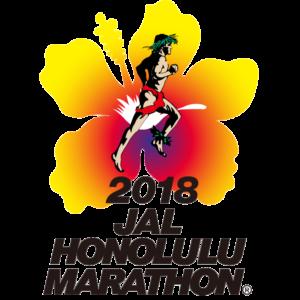 honolulu marathon logo