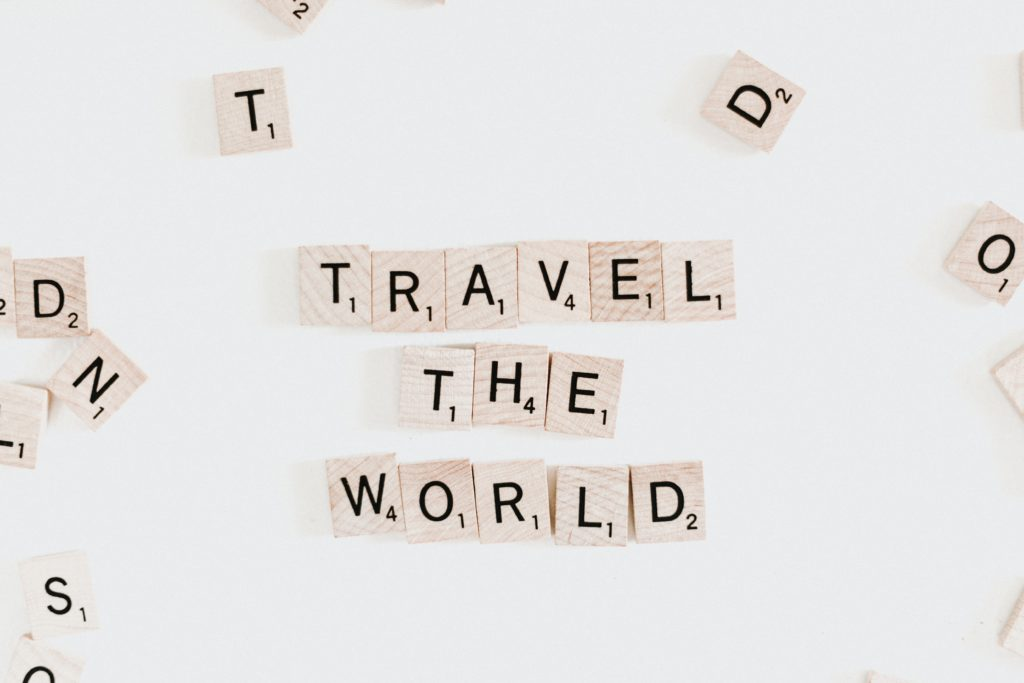 travel the wold