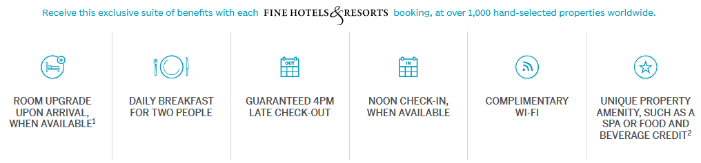 Fine Resort Hotels