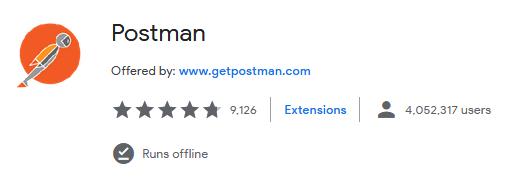 postman chrome